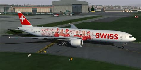Welcome to Perfect Flight » FS2004 – Boeing 777-300ER Swiss