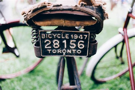 Old and pretty: The Toronto Vintage Bicycle Show