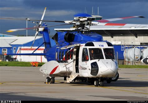 G-CGYW   Sikorsky S-92A Helibus   Bristow Helicopters