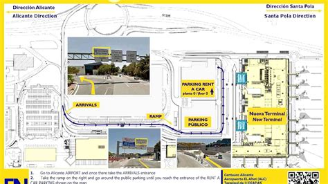 Car Hire Alicante Airport - Trip to Airport