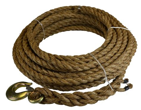 60' Pull Rope with Snap | Roofmaster