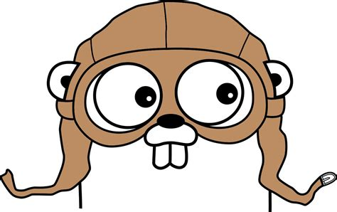The 15 Best (gopher) Golang logos (PNG AND SVG)
