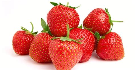 11 Amazing Health Benefits of Strawberry - Natural Food Series