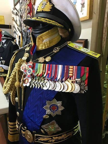 REPLICA PRINCE PHILIP, ROYAL NAVY ADMIRAL OF THE FLEETS