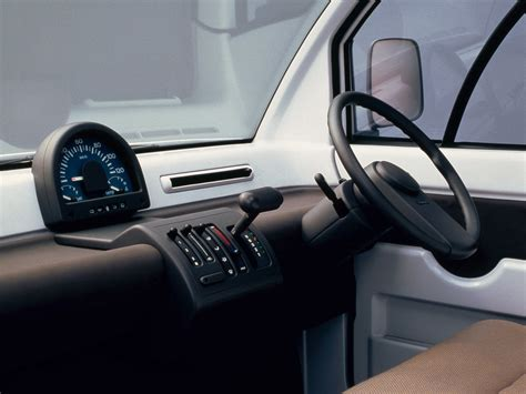 Nissan S-Cargo Concept (1987) - Old Concept Cars