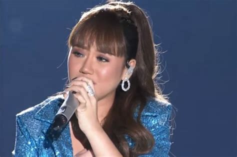 WATCH: Morissette Amon steals the spotlight at the Asia