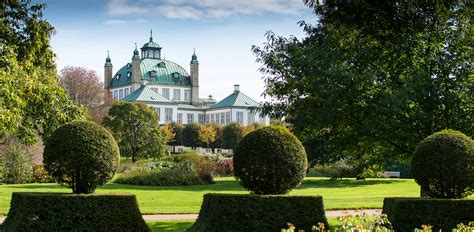 Fredensborg Palace and Palace Gardens