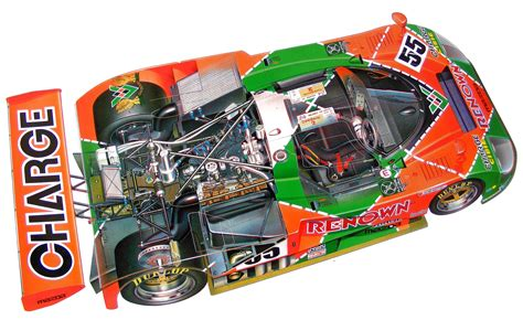 1 Mazda 787B HD Wallpapers | Background Images - Wallpaper