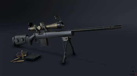 Sniper Rifle Wallpaper (73+ images)