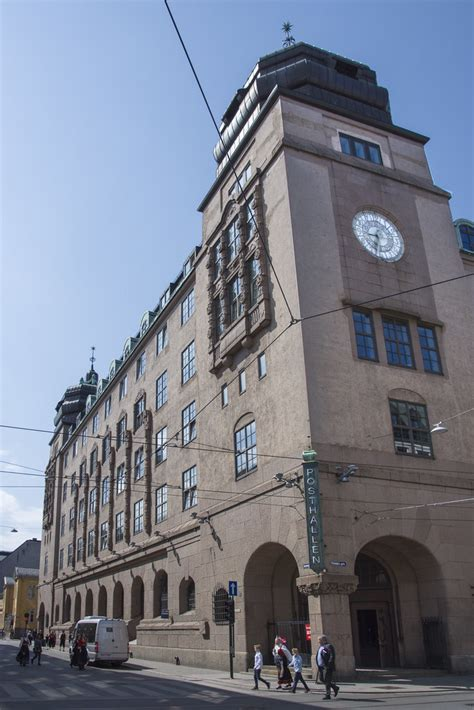 Gamle Posthallen, Oslo | This is Oslo, Norway's, former
