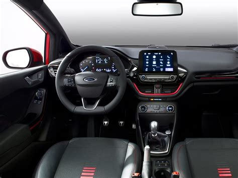 Ford Configurator and Price List for the New Fiesta 5 door