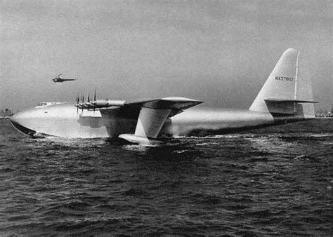 Flight of the Spruce Goose ‹ HistoricWings