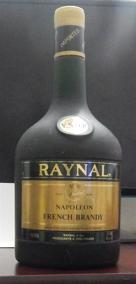 How Much Is This Napoleon French Brandy Worth ? Thanks In