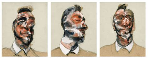 Unseen since 1970 Bacon tryptych up for sale | Art