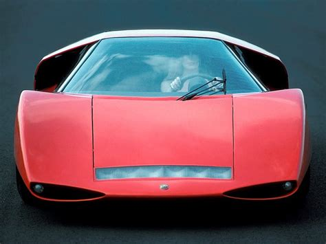 Fiat Abarth 2000 (1969) - Old Concept Cars