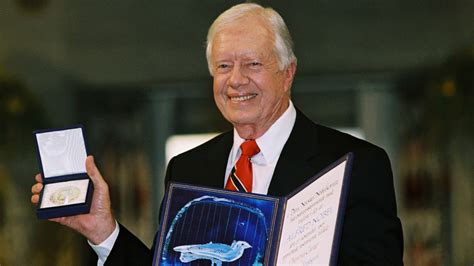 This Day in History: 10/11/2002 - Carter Awarded Nobel