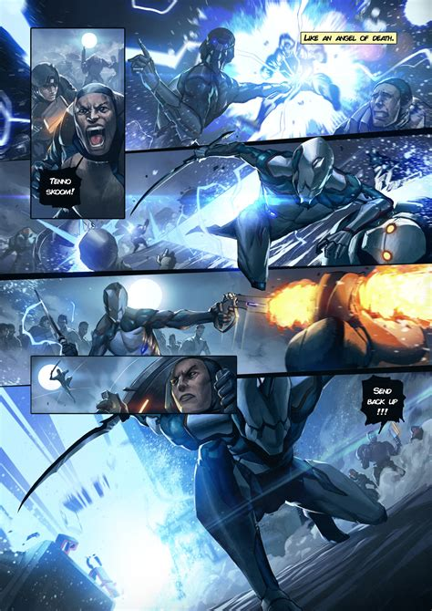Warframe and Top Cow to produce exclusive comic book