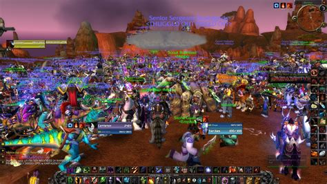 World of Warcraft fans bid farewell to largest legacy