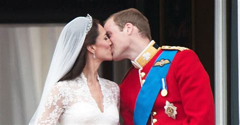 Duchess Kate, Prince William's Royal Wedding Was 5 Years