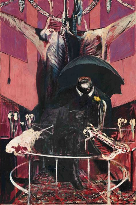 Francis Bacon on Violence, Suffering and Painting for