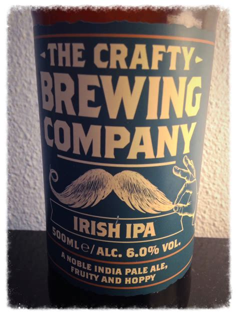 Beer There, Drunk That: Irish IPA (6%) - Crafty Brewing