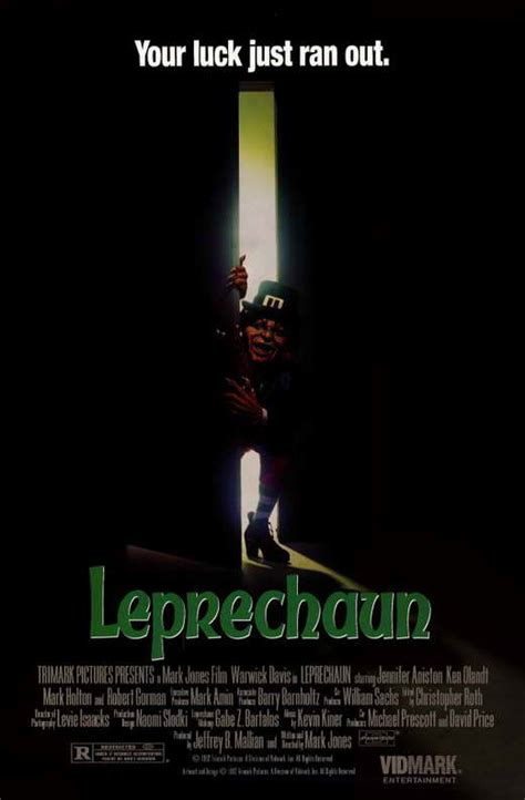 Leprechaun Movie Posters From Movie Poster Shop