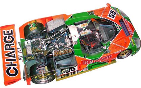 Mazda 787B - One Victory Was Enough For Glory | Mazda, Le