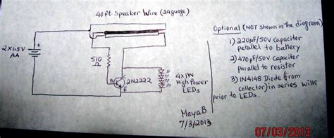 3 Best Joule Thief Circuits   Homemade Circuit Projects