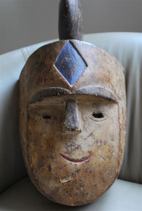 Nice West African mask – Masks of the World