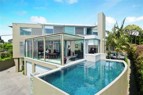 Modern House For Luxury Location, Auckland, New Zealand