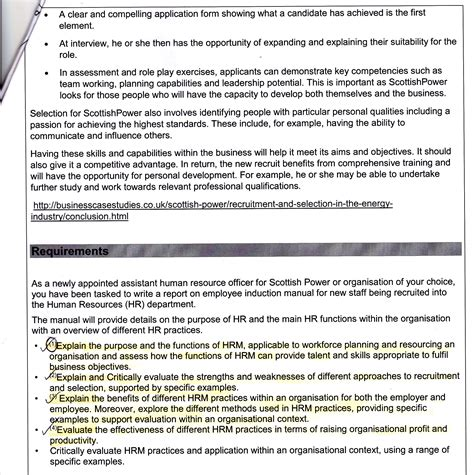 Harvard Reference -Human Resource Management Essay Report