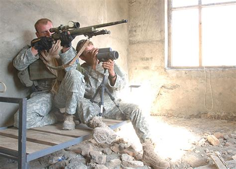 M24 SWS   Sniper Weapon System   US Special Operations