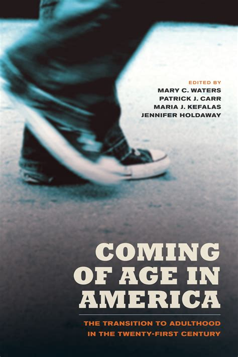 Coming of Age in America - Edited by Mary C