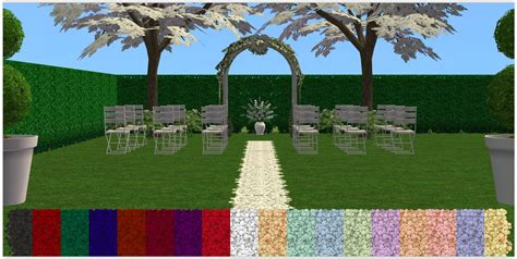Mod The Sims - The Camino Real Rug from Celebration - 18