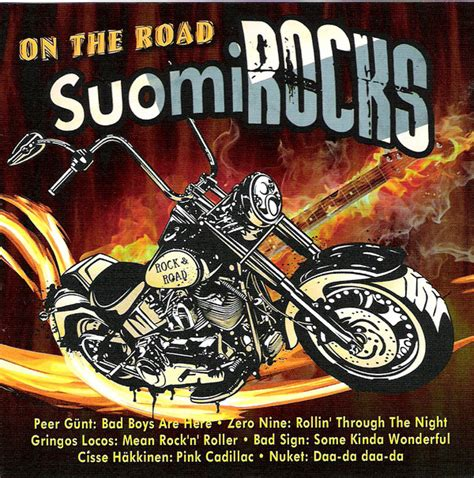 SuomiROCKS - On The Road (2014, CD)   Discogs