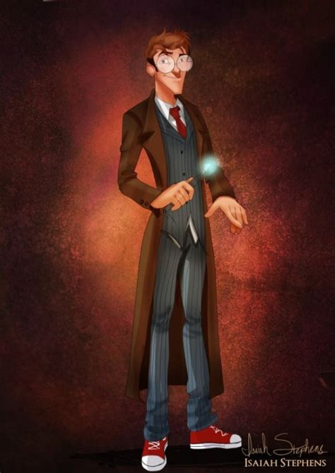 11 Disney Male Characters Dress Up in Halloween Costumes