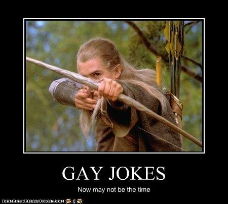 GAY JOKES - Cheezburger - Funny Memes | Funny Pictures