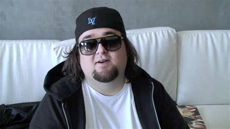"""A Few Words With Chumlee From """"Pawn Stars"""" in Las Vegas"""
