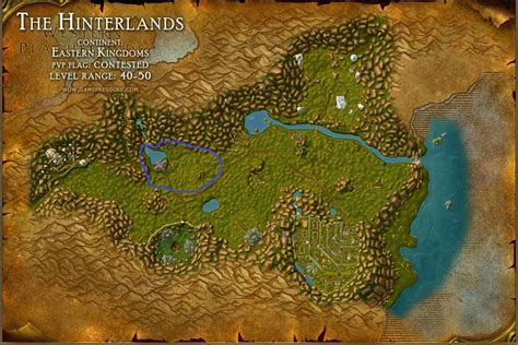 Legacy of Quel'thalas — Suggestion for the High Elven