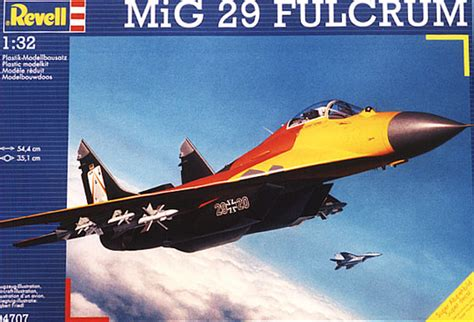 Revell MiG-29A Fulcrum | Large Scale Planes