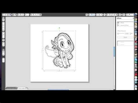 Print and Cut on Silhouette Cameo - YouTube